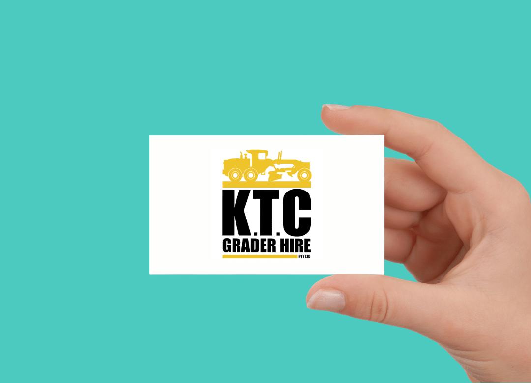 KTC Grader Hire | Charmed Digital