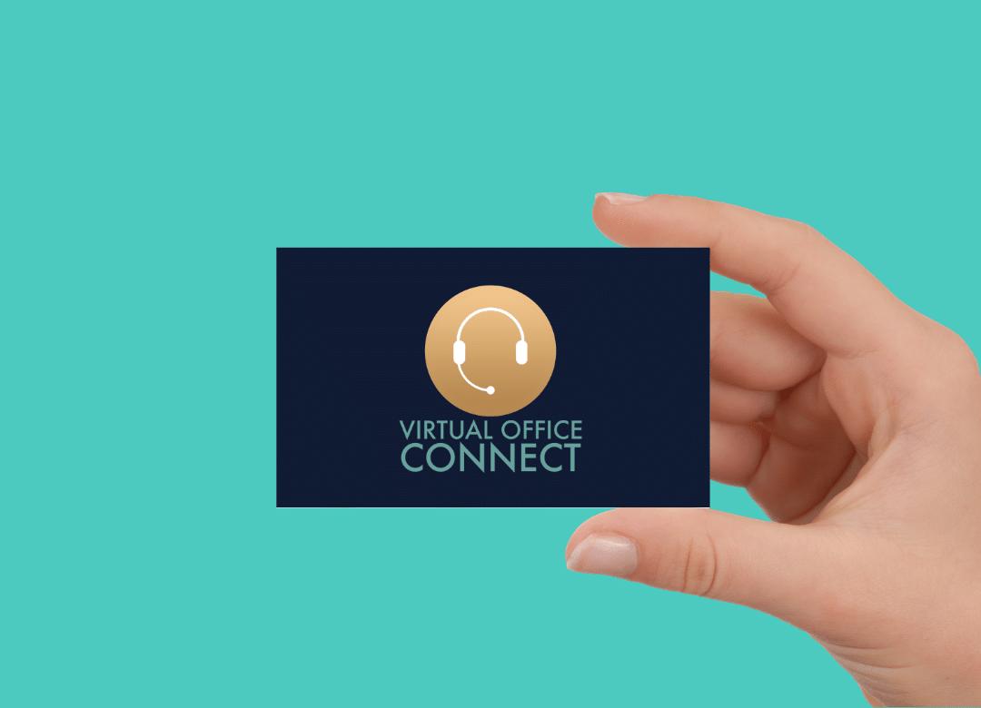Virtual Office Connect Logo | Charmed Digital